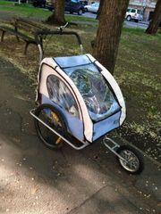 Fahrrad Anhänger