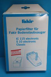 3 x Fakir Papierfilter für