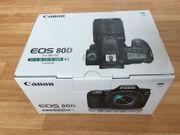 Canon EOS 80D Kit EF-S