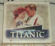 TITANIC Collectors Edition VHS-Kassette Box