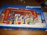 Playmobil Zirkus und Tierschau