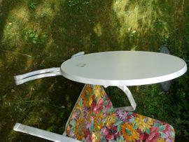 Bild 4 - Gartentisch klappbar Terrassentisch - Erlangen Alterlangen