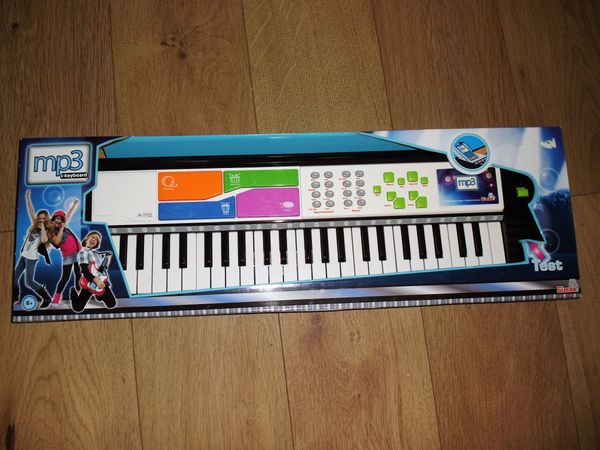 Verkaufe Simba Keyboard Piano My