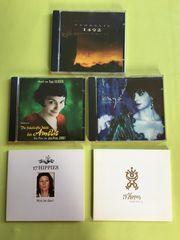 5 CDs Enya Amélie Vangelis
