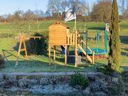 Kinder Baumhaus Spielturm Spielhaus