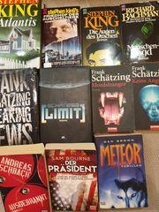 Mengenrabatt Spannende Urlaubslektüre 11 Bücher
