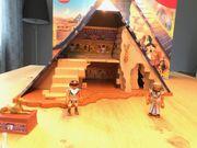 Playmobil Pyramide Ägypter Römer 4