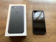 iPhone 7 Saphirschwarz 128gb