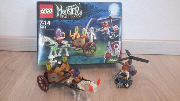 LEGO Monsterfighters 9462 - leuchtet im