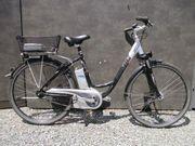 E-Bike Kalkhoff wenig gefahren daher
