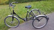 Dreirad Pfau Tec hergestellt in