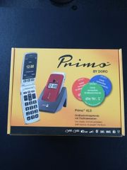 Primo by Doro Klapphandy rot