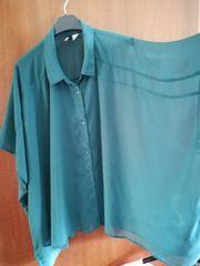 Sommer-Bluse Gr 38 oversized Look