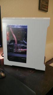 Wassergekühlter Gaming-PC