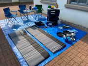 Umfangreiches Camping Set mit genialen