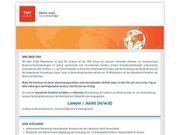 Lawyer Jurist m w d