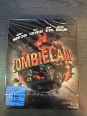 Zombieland Steelbook Neu