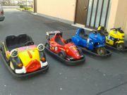 Kids Drive Park Autoscooter Kinder