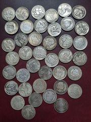 Münzen konvolut