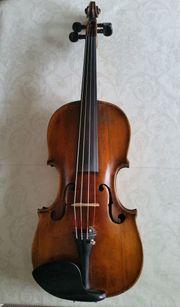 Italienische 4 4-Violine 18 Jahrhundert