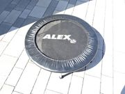 Trampolin Alex