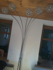 Stehlampe ca 2m
