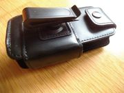 Nokia Handy-Halterung Leder neu