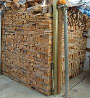 ca 7 6 Kubik Brennholz
