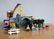 Lego City 4204 4201 Bergwerk
