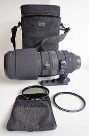 SIGMA 150-500 mm F 5