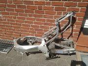 Suzuki Motorrad Rahmen