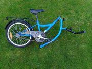 Fahrrad Tandemanhänger