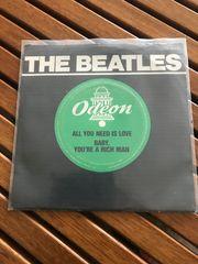 Single The Beatles 1976