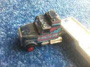 Spielzeug - LKW mit Anhänger - Majorette -