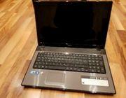 Laptop aspire 7741g i5-460m 2