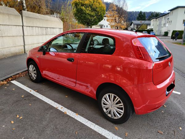 Fiat Punto 75PS