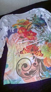 Hübsches Shirt mit Floraldruck