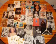 36 Marilyn Monroe Karten in