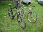 2 x Mountainbike von Scott