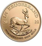 2 Südafrika - 1 4 Rand 2021 -