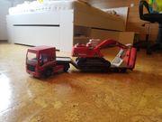 Playmobil Tieflader Lkw