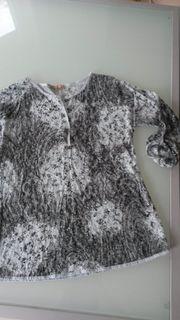 Shirt Spitzenlook Gr 38