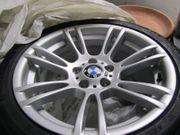 BMW Alufelgen Neuwertig