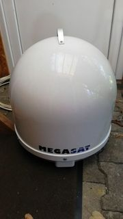 Megasat Campingman portable Twin Auto