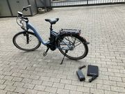 E-Bike Flyer mit Panasonic Motor