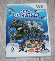 Go Vacation Nintendo Wii Spiel