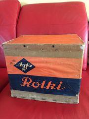 AGFA Rolki Schachtel von 1932