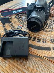 Canon EOS 100D Spiegelreflexkamera 4
