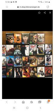 über 30 DVD Boxen DVDs