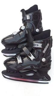 Schlittschuhe Skate Force schwarz Gr